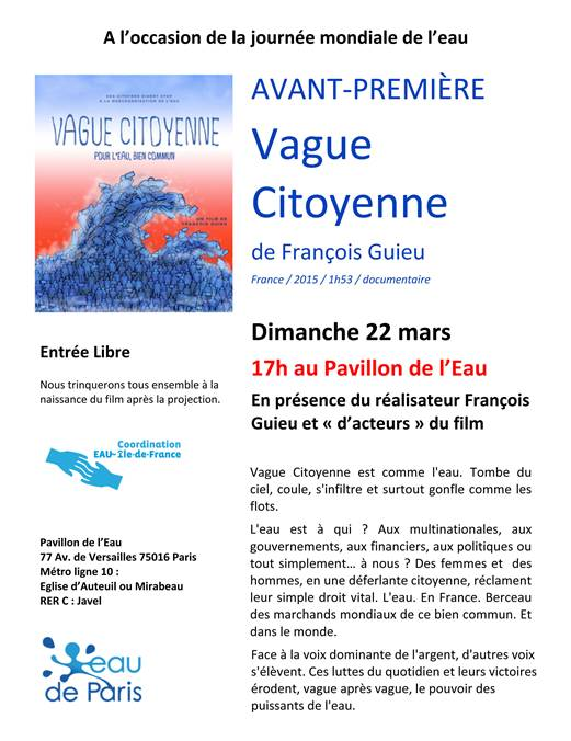 Vague citoyenne