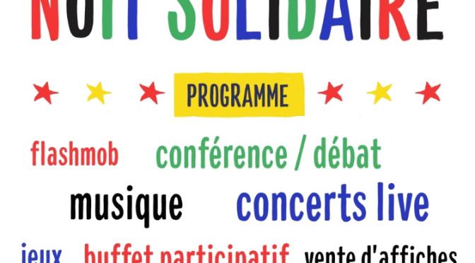 Soirée de soutien avec les enseignants grévistes au Pré-Saint-Gervais