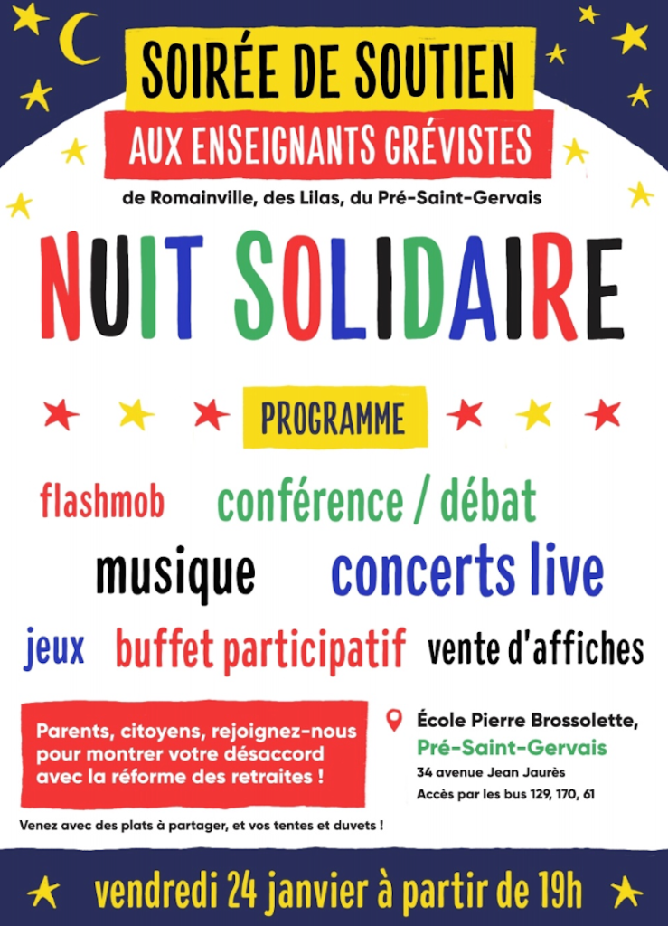 Nuit solidaire